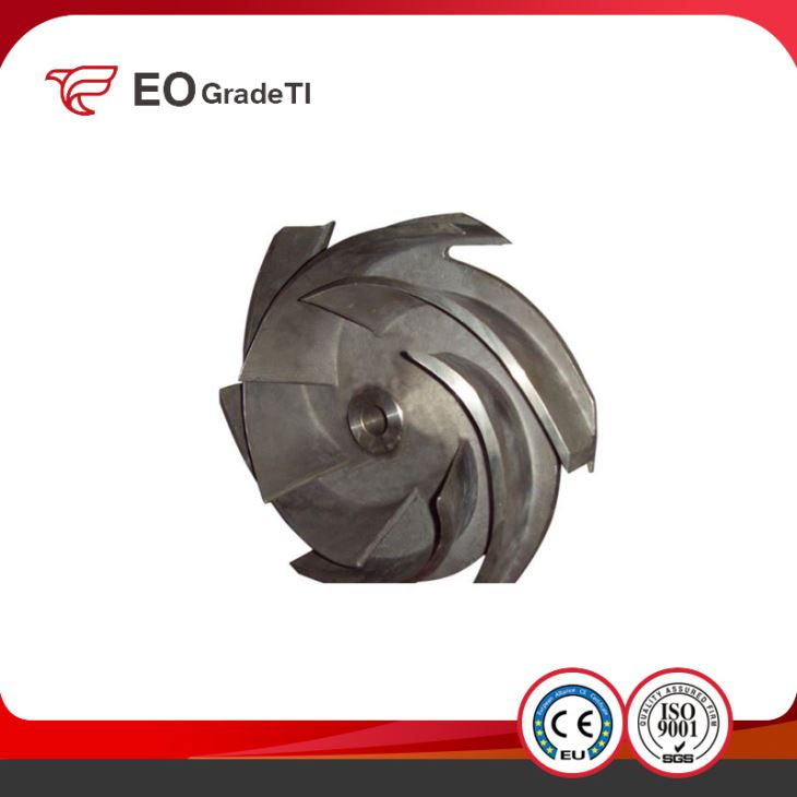 API 610 Standard Chemical Centrifugal Titanium Pump