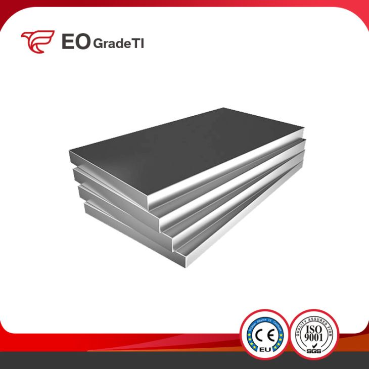 Gr1 Grade1 CP Pure Titanium Sheet Plate Manufacturers and Suppliers