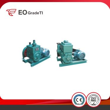 ASTM B367 Titanium Lined Chemical Desulphurization Slurry Pump