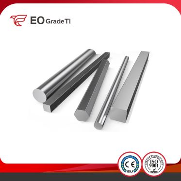 Gr23 Titanium Rod Medical Titanium Bar Machined Ti Round Bar