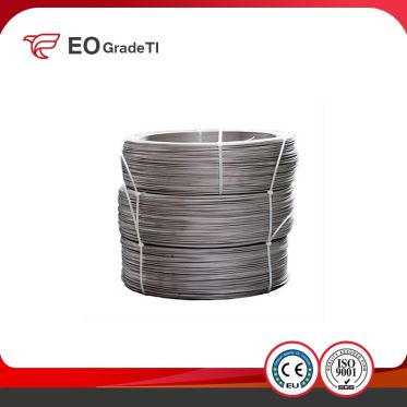 Gr23 Heat Exchanger Medical Titanium Wire