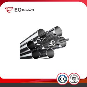 Gr5 Titanium Tube Titanium Exhaust Pipe Fittings