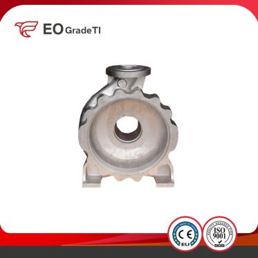 Impeller Used In Heavy Duty Titanium Mining Slurry Pump