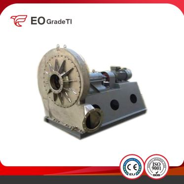TCP146 ASTM B367 Titanium Centrifugal Pump