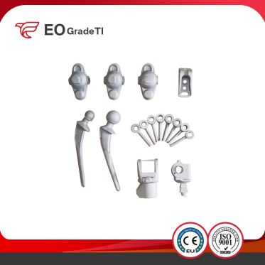 ASTM Titanium Implants Casting