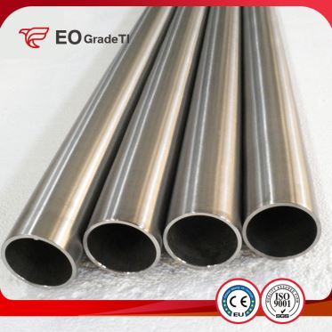 Corrosion Resistance Titanium Welded Tubes