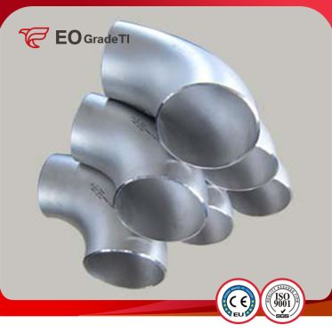 Grade 1 Titanium 180 Degree Elbows
