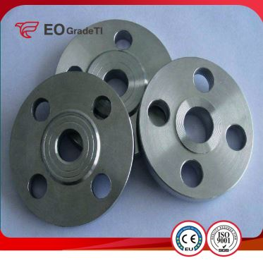 Grade 1 Titanium Slip On Flanges