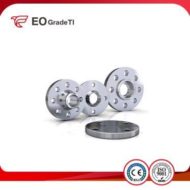 Grade 1 Titanium Threaded Flanges
