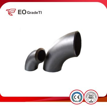 Grade 2 Titanium 90 Degree Elbows