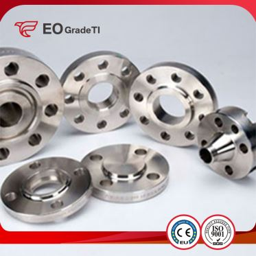 Grade 2 Titanium Slip On Flanges