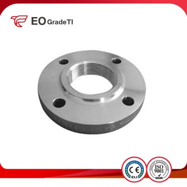 Grade 2 Titanium Threaded Flanges