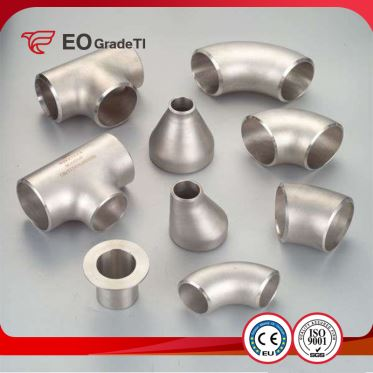 Grade 9 Titanium 90 Degree Elbows
