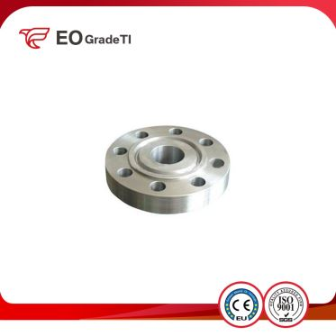Grade 9 Titanium Slip On Flanges