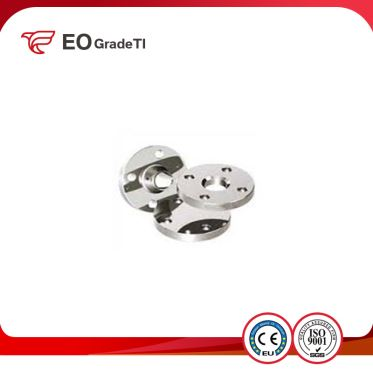 Grade 9 Titanium Threaded Flanges