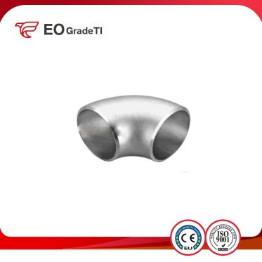 High Strength Titanium 45 Degree Elbows