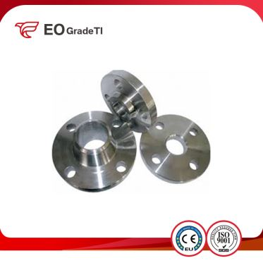 High Strength Titanium Blind Flanges