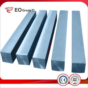 Titanium Square Bar