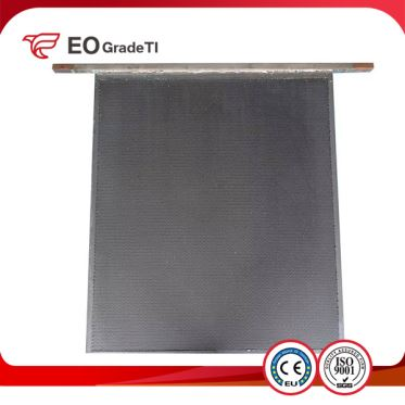 Wastewater Degradation Electrocatalytic Titanium Electrode